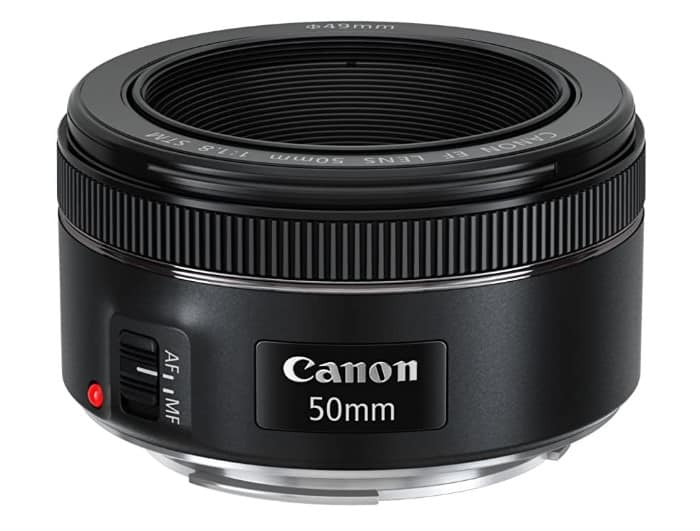 CANON EF - best canon lens for video