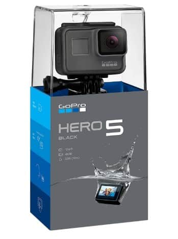 GOPRO HERO5 - best camera for music videos