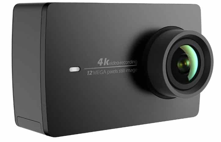 YI 4K - best cheap camera for youtube