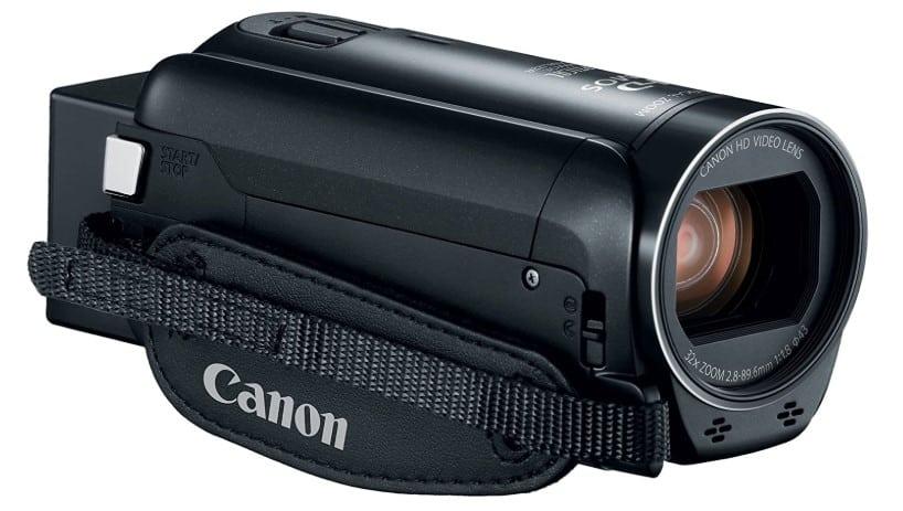 CANON VIXIA - best cheap camera for youtube