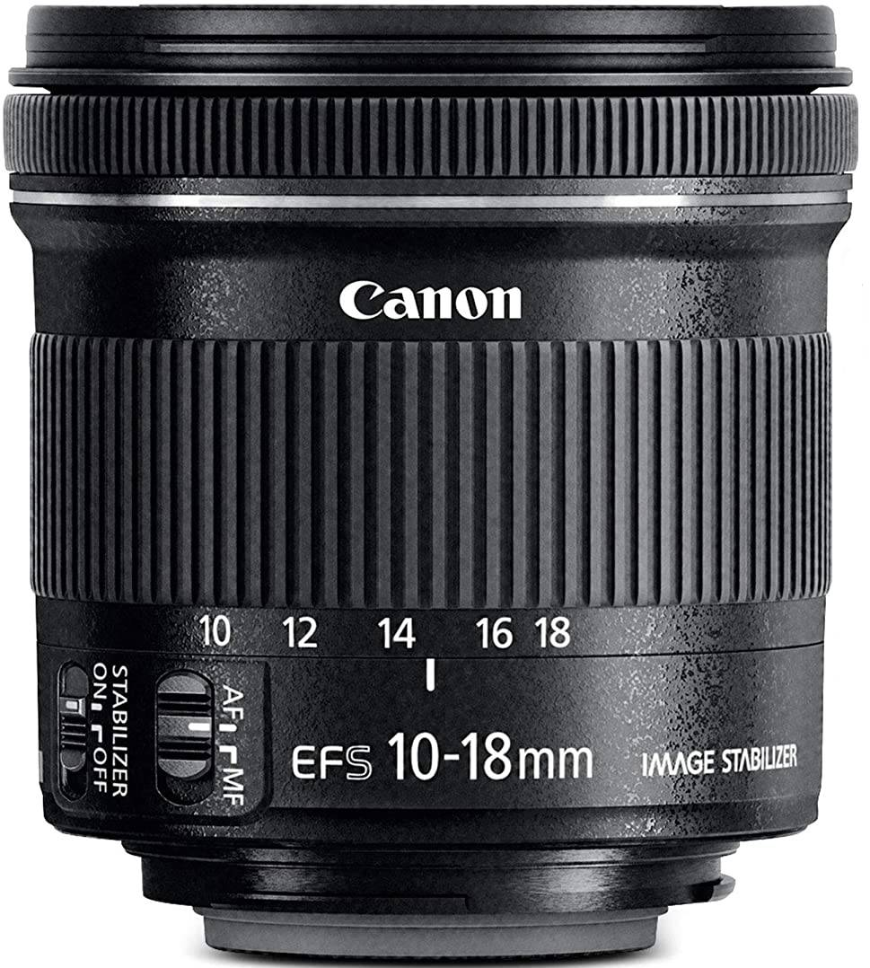 CANON EF-S - best canon lens for video