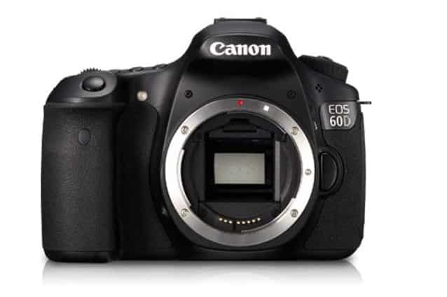 CANON EOS - best camera for music videos