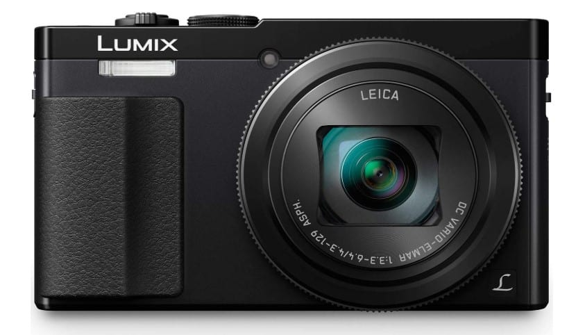 Panasonic Lumix ZS50 - best cheap camera for youtube