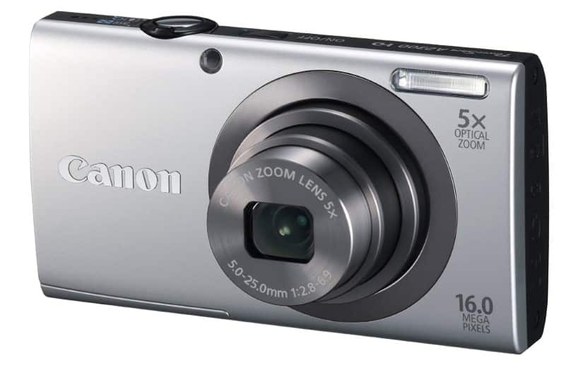 CANON POWERSHOT - best cheap camera for youtube