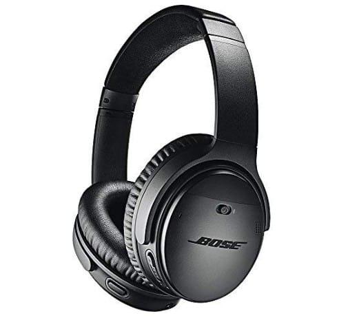 BOSE QUIET  - best headphones for video editing