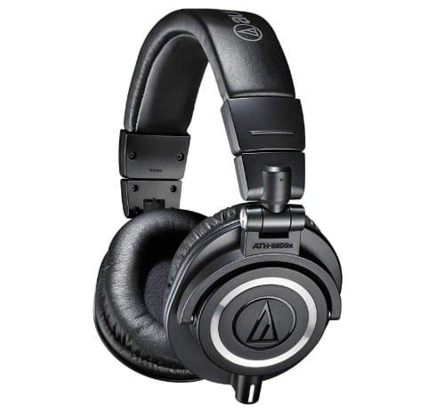 AUDIO-TECHNICA - best headphones for video editing