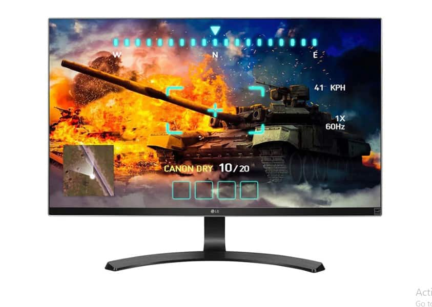 LG 27UD68-P - Best Color Correction Monitor