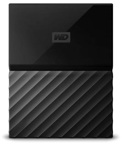best hard drive for video editing