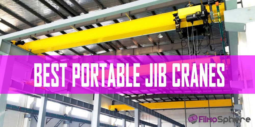 BEST PORTABLE JIB CRANES