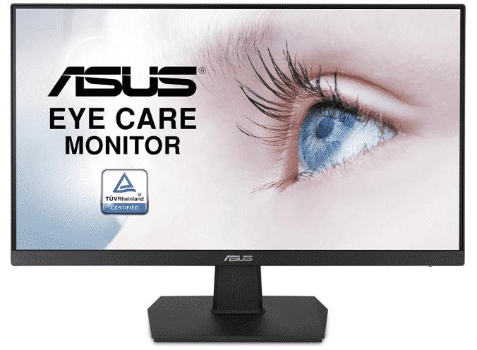 ASUS VA24EHE - best monitor for photo editing under 500