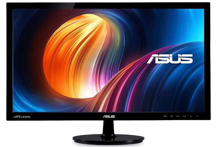 ASUS VS239H - best monitor for photo editing under 500