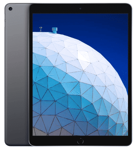 Apple iPad - best tablet for photo editing