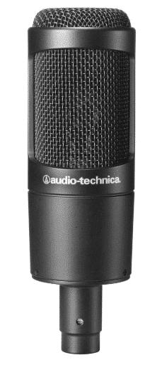 AUDIO-TECHNICA - best condenser mic under 200