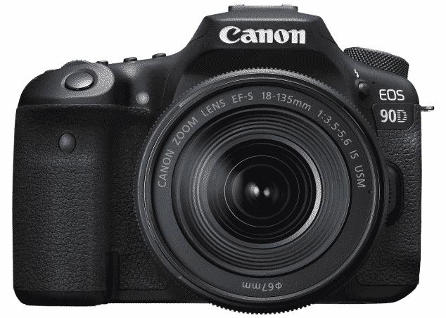 CANON DSLR - best camera for vlog
