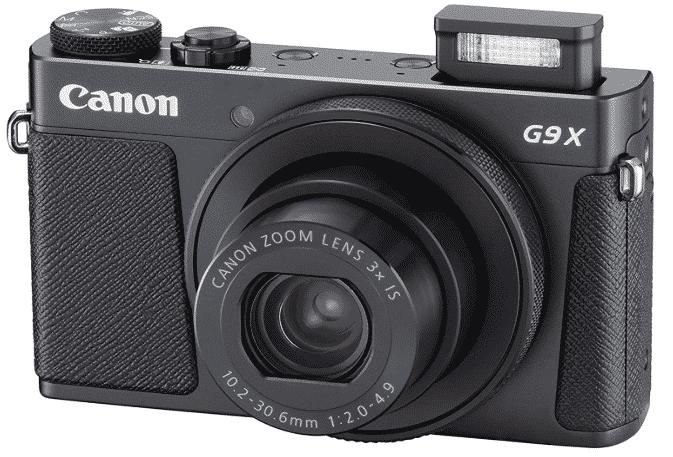 CANON POWERSHOT - best camera for vlog
