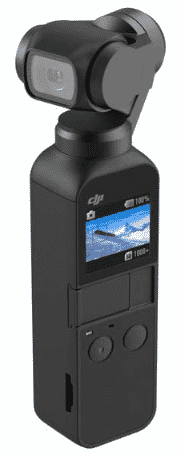 DJI OSMO - best camera for vlog
