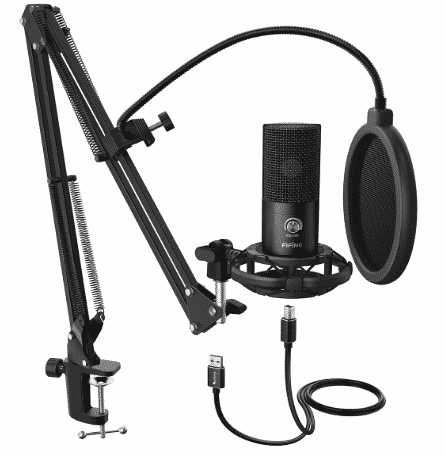 FIFINE STUDIO MICROPHONE