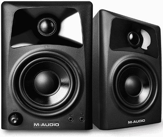 M-AUDIO AV32 - best studio monitors under 100