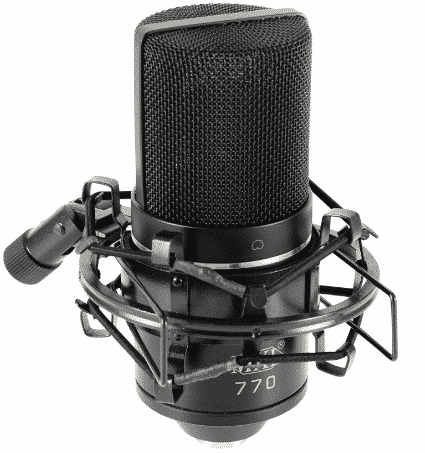 ​​MXL MICS - best mic for voice over