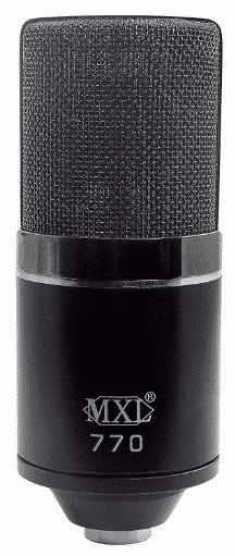 MXL MICS - best condenser mic under 200