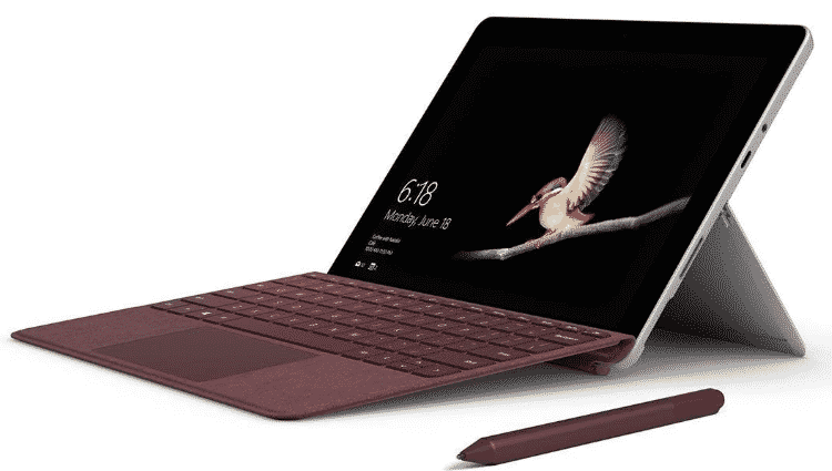 MICROSOFT SURFACE - best tablet for photo editing