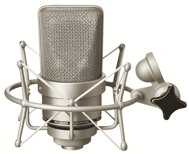 NEUMANN TLM - best mic for voice over