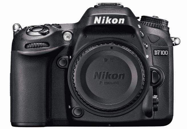 NIKON D7100 - best Nikon camera for videography