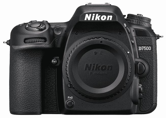 NIKON D7500 - best Nikon camera for videography
