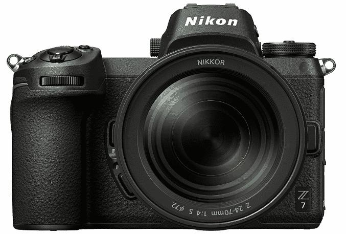 NIKON Z7 - best Nikon camera for videography