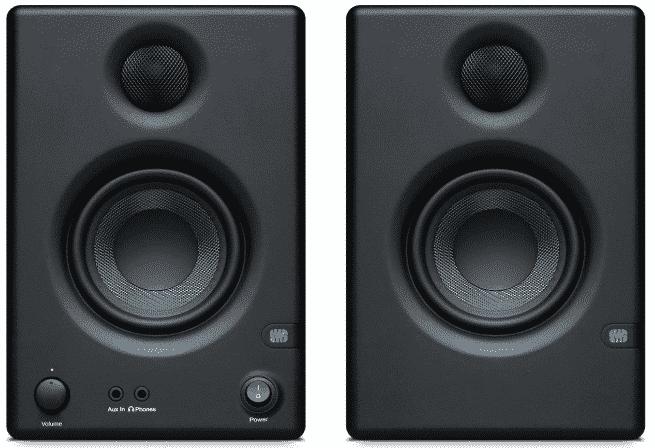 PRESONUS ERIS  - best studio monitors under 100