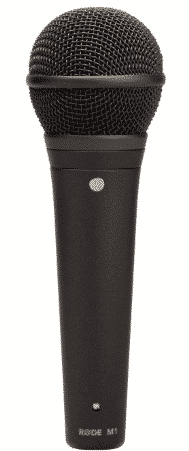 Rode M1 Live Performance Dynamic Cardioid Vocal Microphone best microphone for live vocals