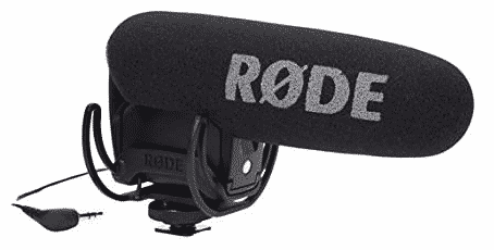 RODE VIDEOMICPRO - mics for camcorders