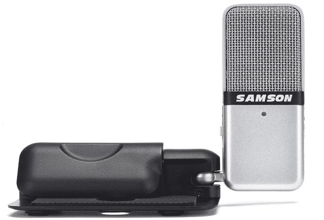 Samson Go - best condenser mic under 200