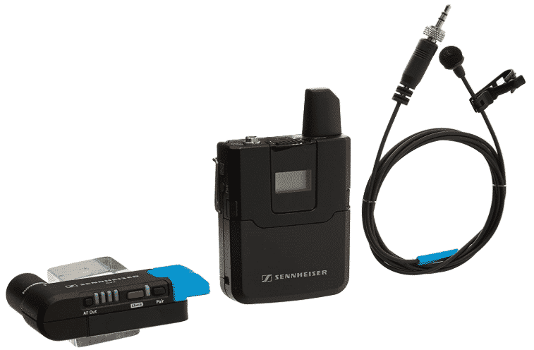 SENNHEISER AVX - mics for camcorders