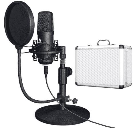 USB MICROPHONE - best condenser mic under 200