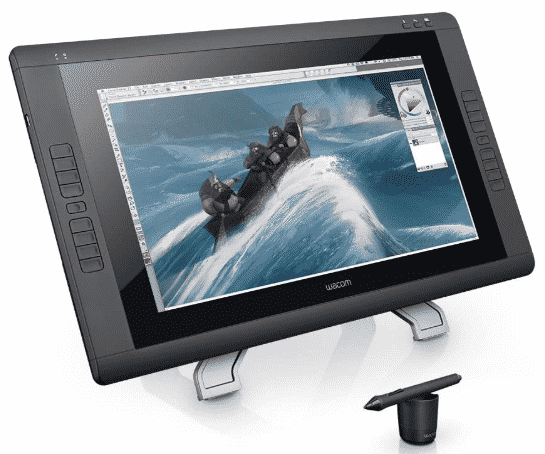 WACOM DTK2200 - best tablet for photo editing