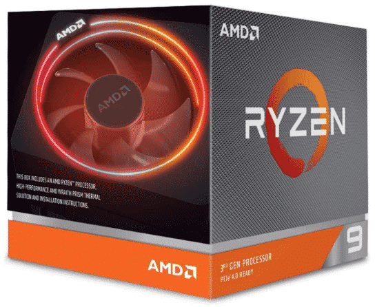 AMD RYZEN 9 - best processor for video editing