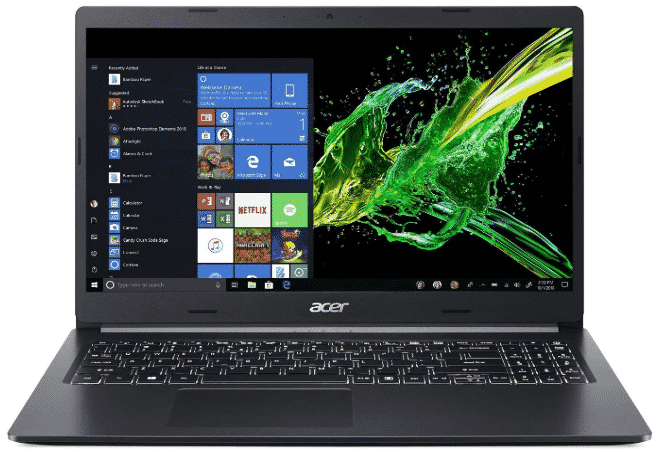 Acer Aspire 5 - BEST BUDGET LAPTOP FOR VIDEO EDITING