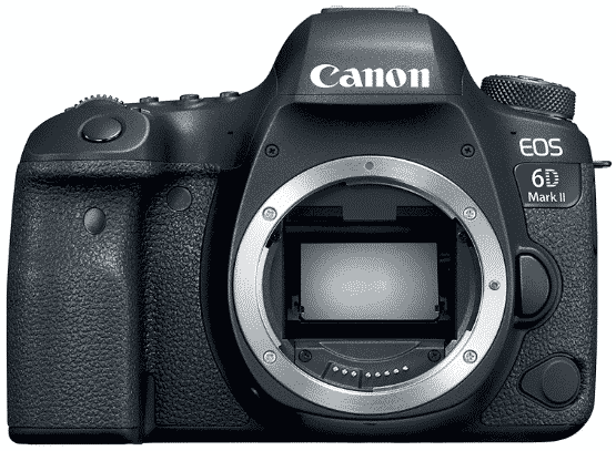 CANON EOS - best affordable camera for landscape photography