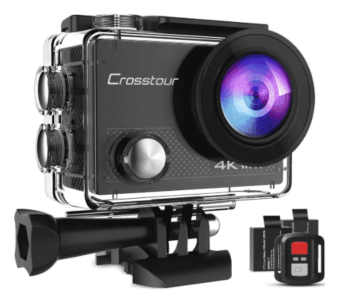 CROSSTOUR ACTION - best action camera under 100