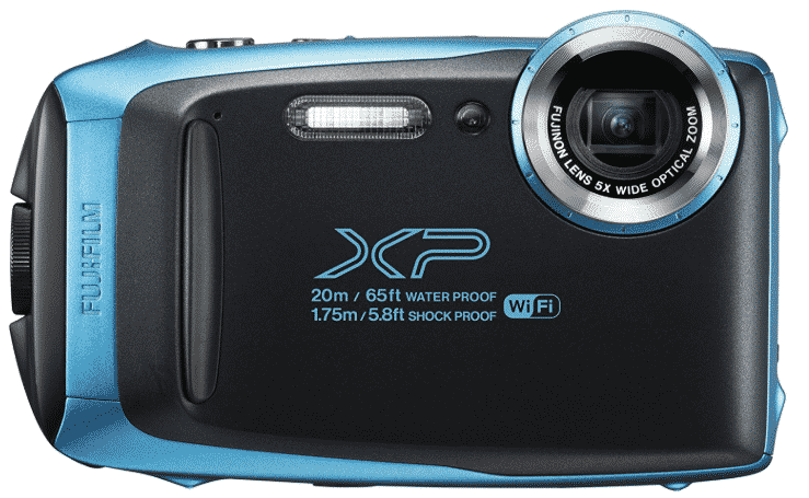 FUJIFILM FINEPIX - best point and shoot camera under 300
