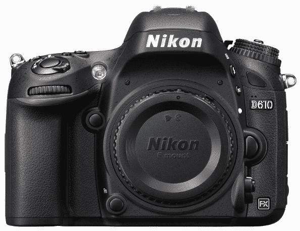 NIKON D610 - best affordable camera for landscape photography