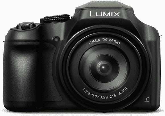 PANASONIC LUMIX - best digital camera under 300