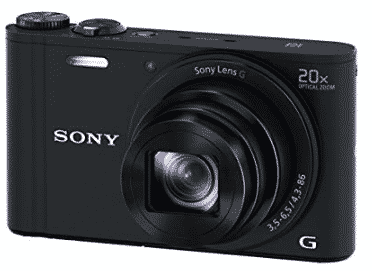 SONY DSCWX350 - best point and shoot camera under 300
