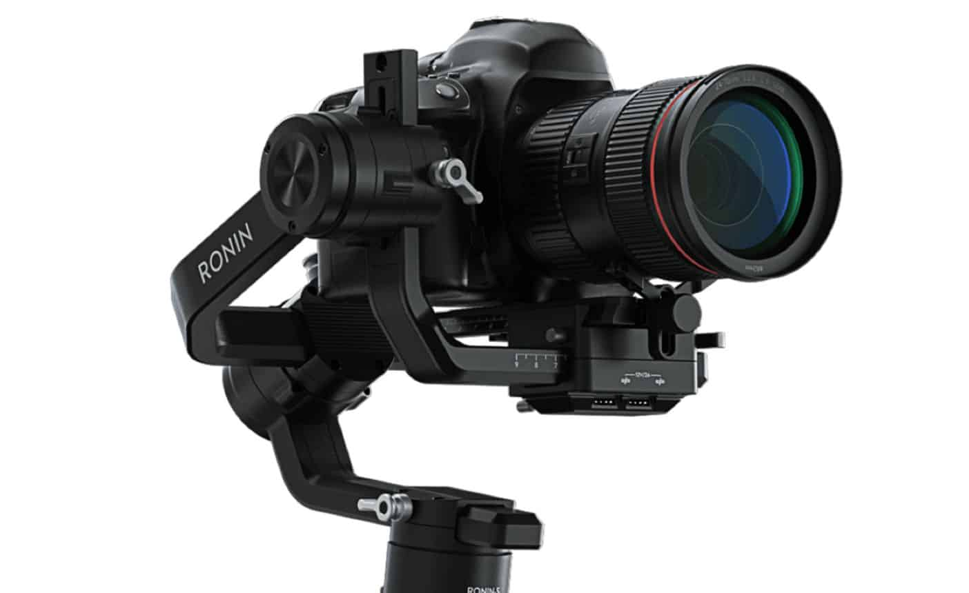 how to use camera stabilizer