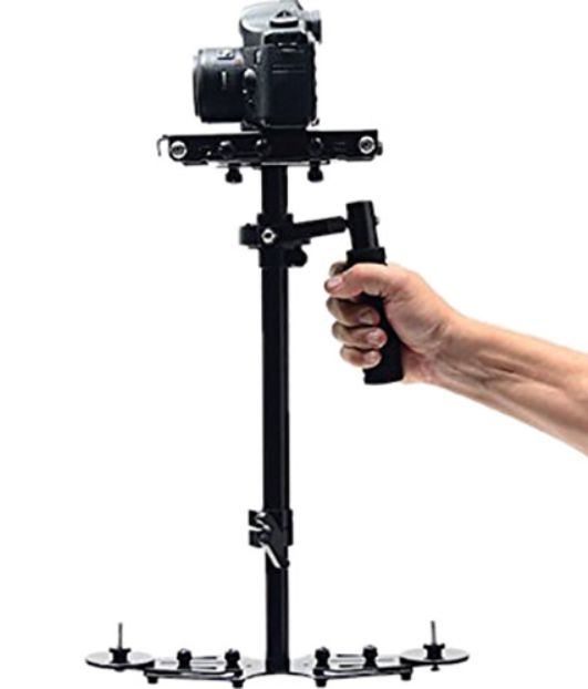 how to use a camera stabilizer