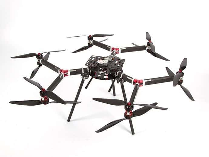 HEAVY PAYLOAD DRONES