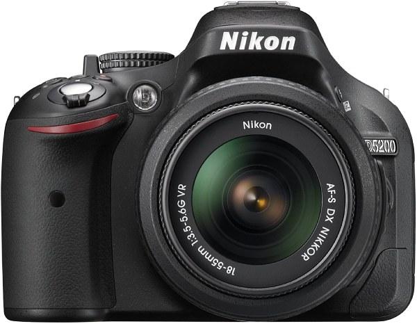 NIKON D5200 - best camera for macro photography