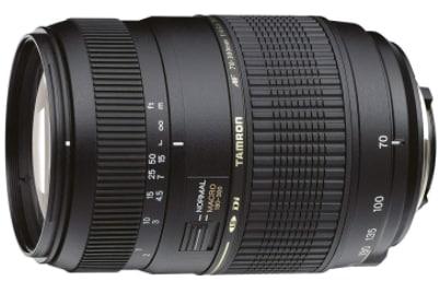 TAMRON 70 - best macro lens for Nikon