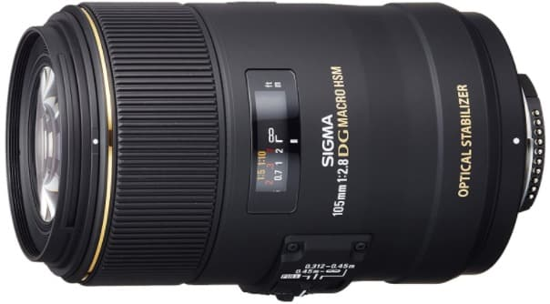 SIGMA 258306 - best macro lens for Nikon
